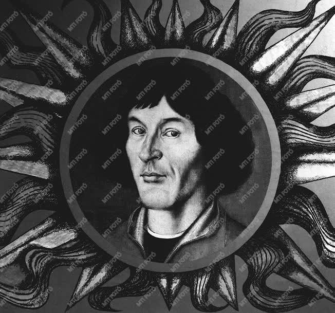 Nikolausz Kopernikusz lengyel csillagász