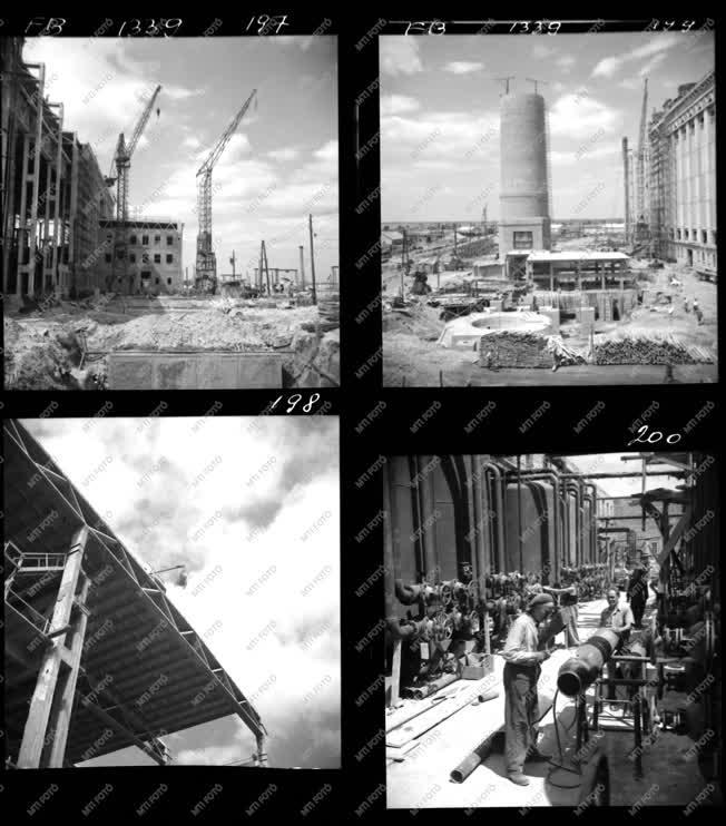 Ipar - Építőipar - Tiszapalkonya