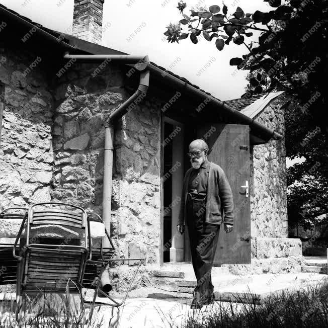 Kultúra - Barcsay Jenő Szentendrén