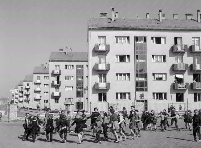 Városkép - Pécs új városrésze