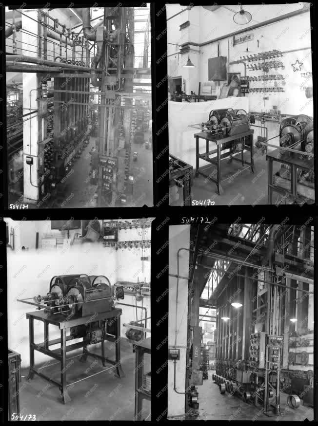 Ipar - Permel Zománchuzalgyár