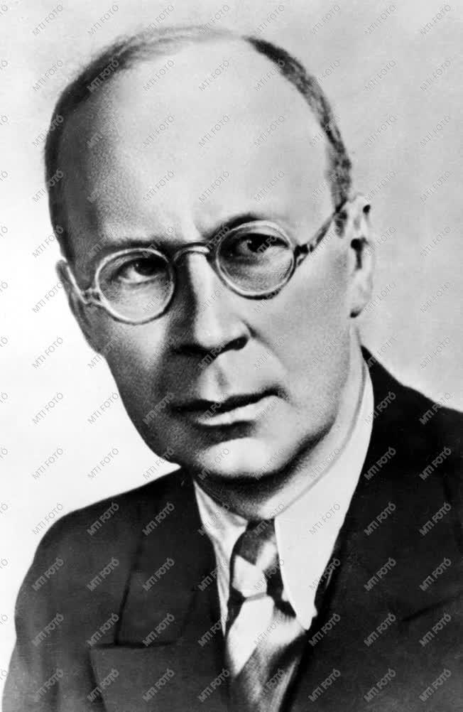 Szergej Szergejevics Prokofjev szovjet-orosz zeneszerző