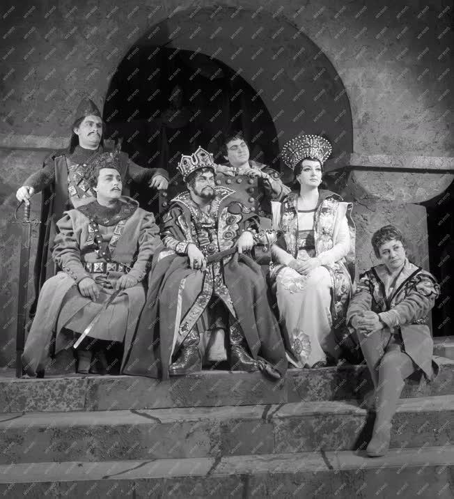 Kultúra - Opera - Erkel Ferenc: Brankovics György