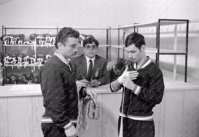 Sport - Ökölvívás - 1971 Madrid