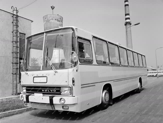 Járműipar - Ikarus Jármű- és Karosszéria Gyár