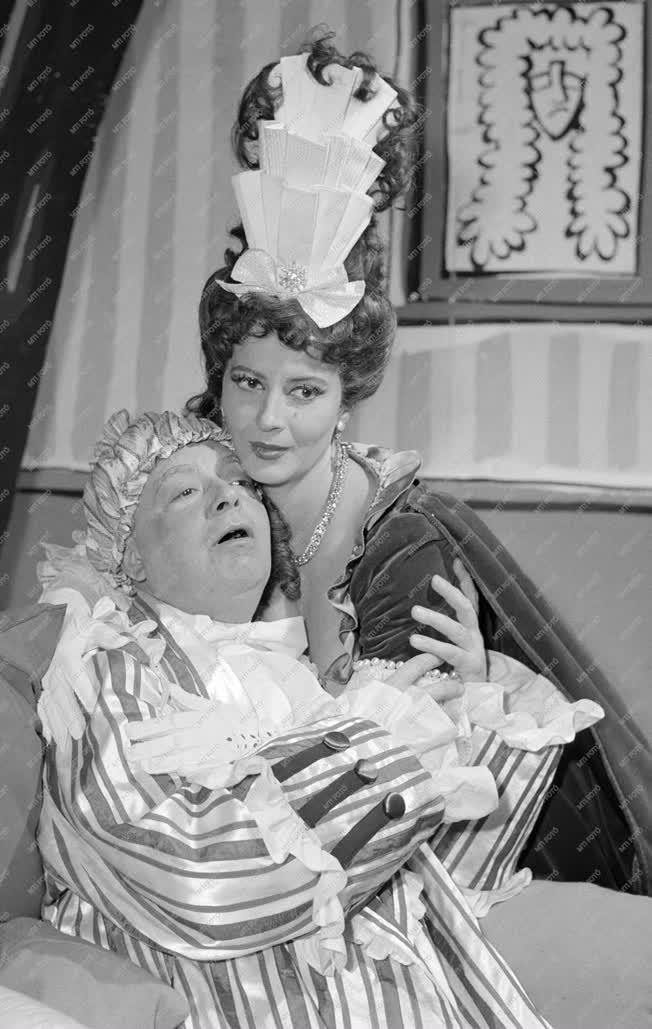Színház - Moliére: Képzelt beteg