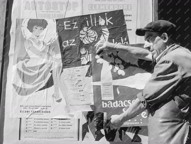 Reklám - Őszi plakát