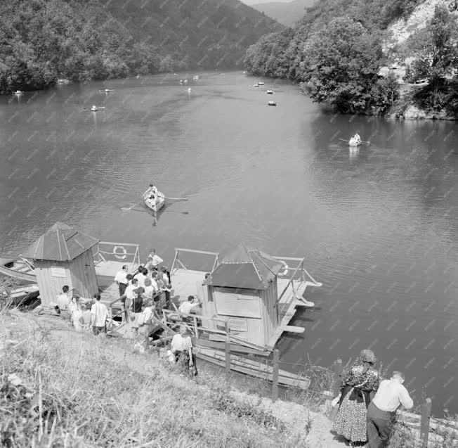 Üdülés - Lillafüred - Hámori-tó