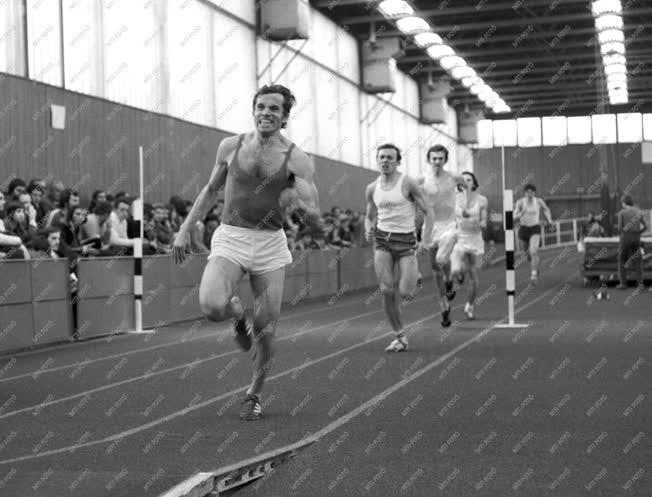 Sport - Atlétika - Budapesti bajnokság