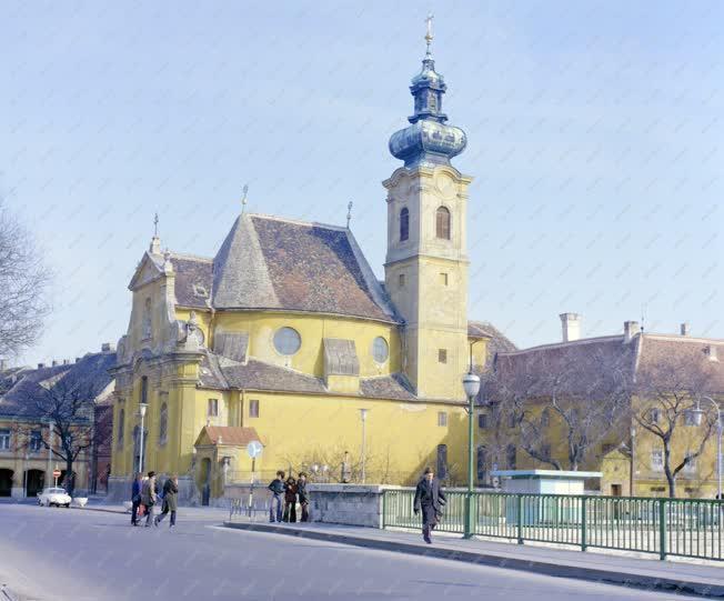 Városkép - A győri belváros