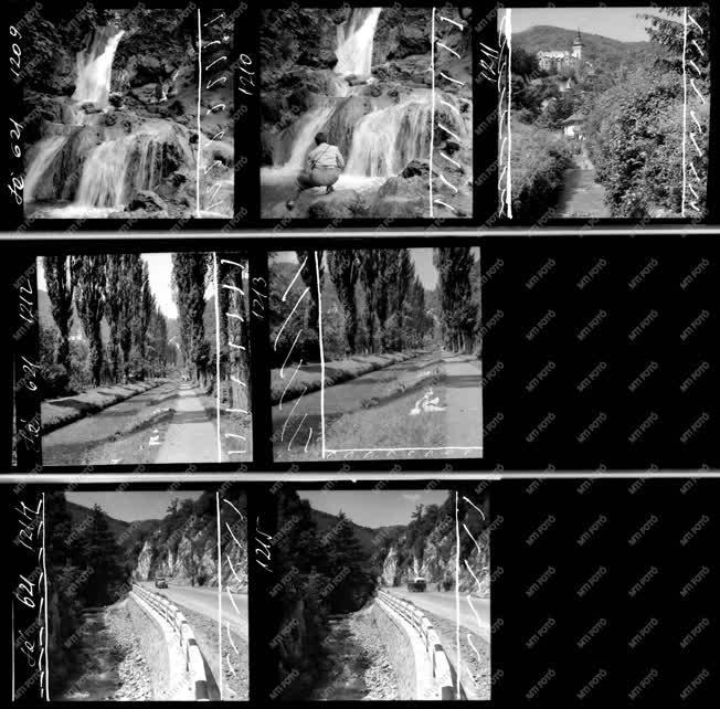 Városkép - Életkép - Természet - Lillafüredi és hámori képek