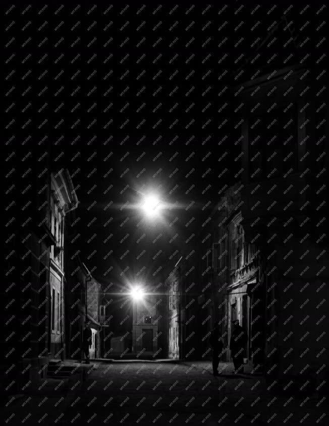 Városkép-életkép - A győri Szabadsajtó utca