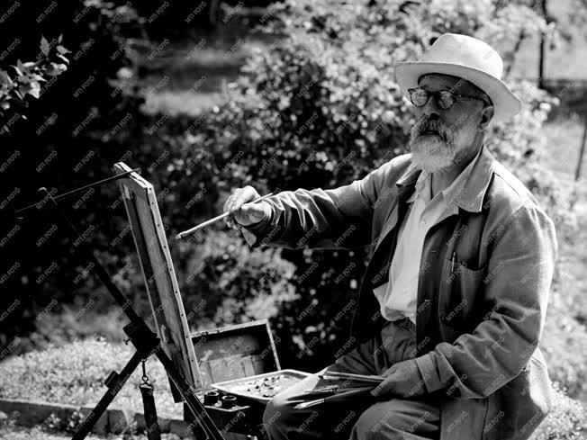 35 éves a Szentendrei Művésztelep