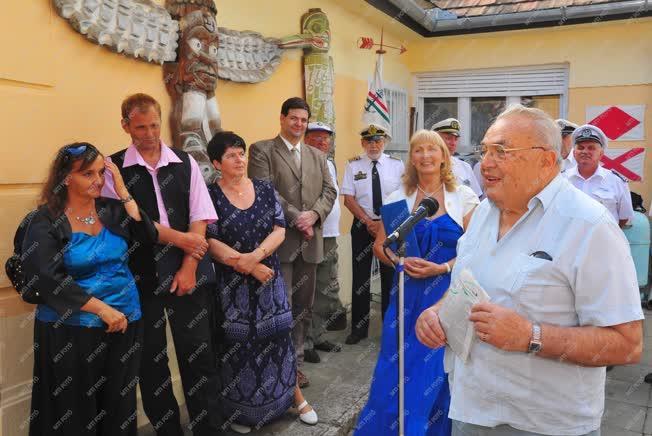 Kultúra - Kiállítás - Emlékezés Lengyel Árpád hajóorvosra