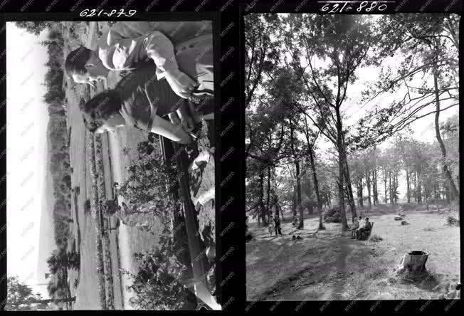 Életkép-Természet - Ibusz album - Galyatető