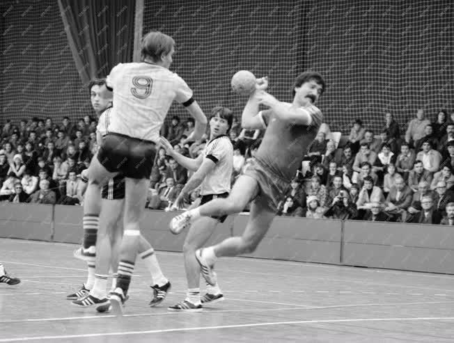 Sport - A Bp. Honvéd - USM GAGNY férfi kézilabda BEK-mérkőzés