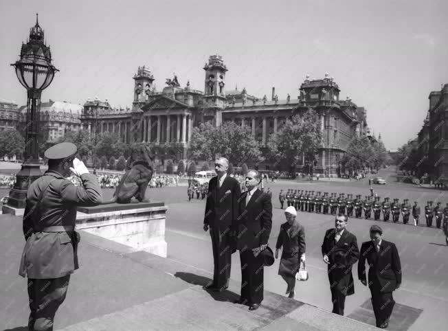 Külpolitika - A Belga Királyság új magyarországi nagykövete