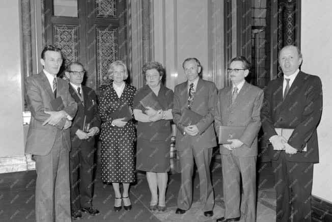 Április 4. - Rózsa Ferenc-díjak és kitüntetések átadása