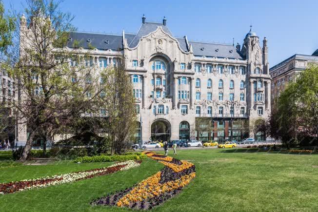 Városkép - Budapest - Four Seasons Hotel