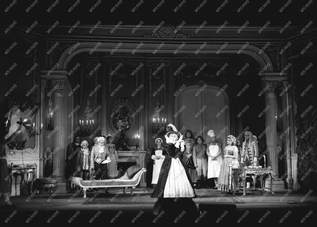 Kultúra - Magyar Színház - Schiller: Ármány és szerelem