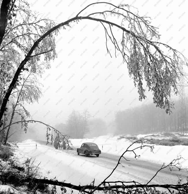 Időjárás - Havas a határ