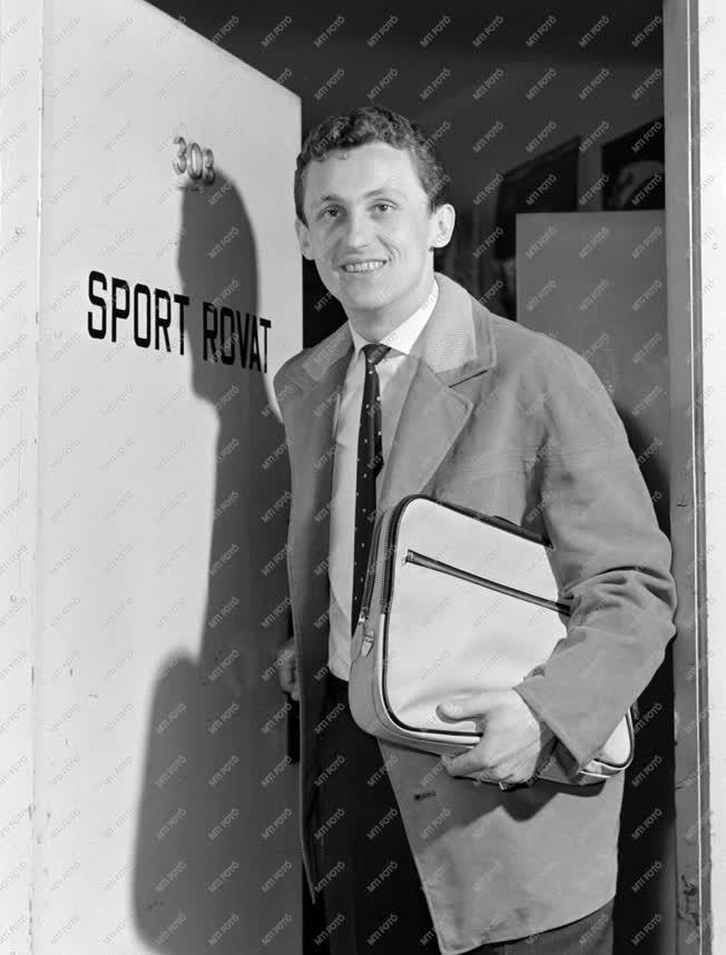 Sport - Albert Flórián