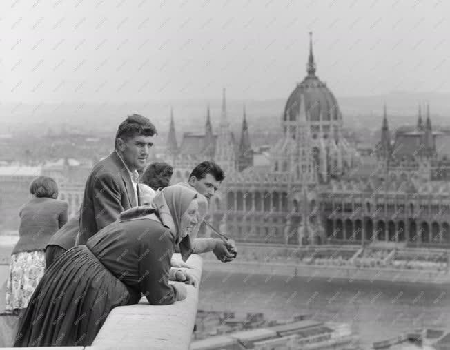 Ünnep - Augusztus 20-i ünnepség Budapesten
