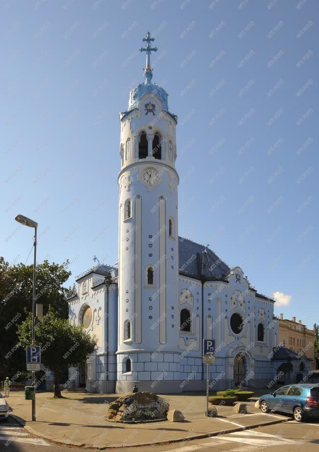 Egyházi épület - A pozsonyi