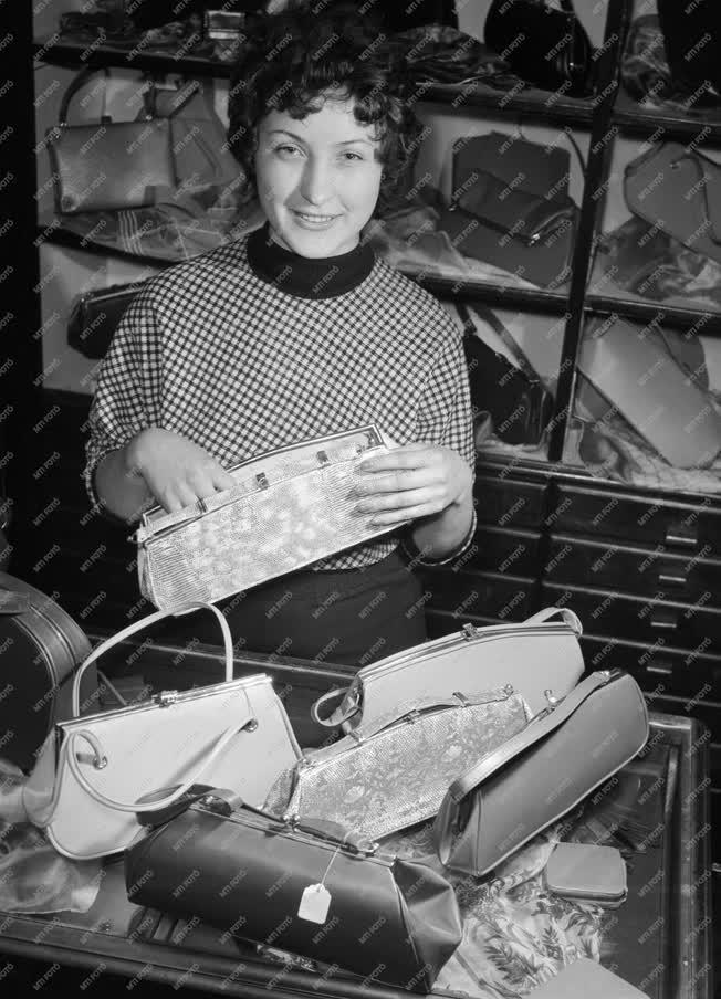 Kereskedelem - Műanyagipar - Műbőr táskák