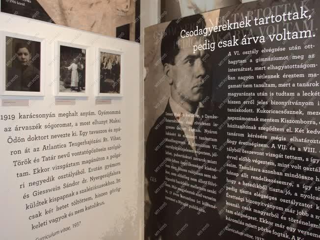 Emlékhely - Budapest - József Attila szülőháza