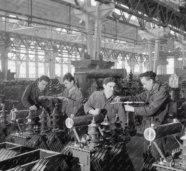 Ipar - Csepeli Transzformátorgyár