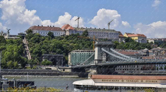 Városkép - Budapest - Lánchíd