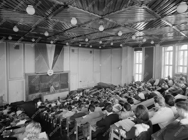 Oktatás - Egyetem Szegeden
