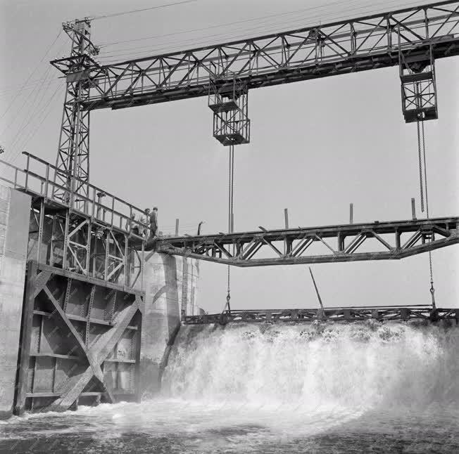 Vízgazdálkodás - A Kvassay vízierőmű