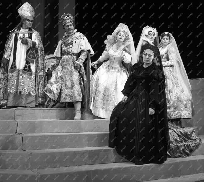 Kultúra - Opera - Horusicky Zoltán: Báthory Zsigmond
