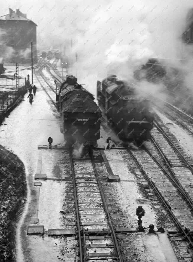 Időjárás - Vasúti közlekedés