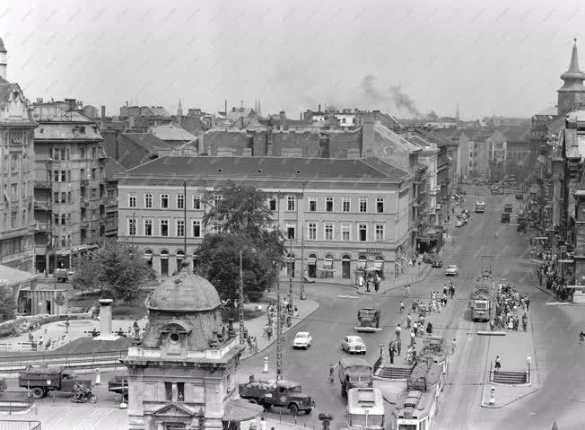 Városkép - Dimitrov tér