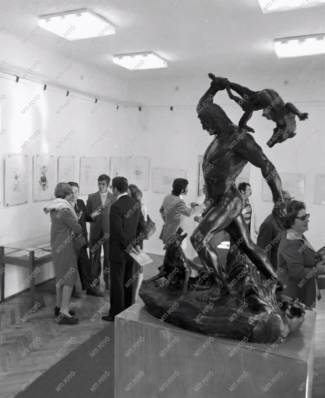 Kultúra - Arany János emlékkiállítás