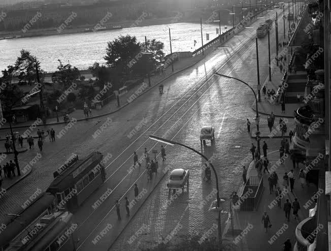 Budapest - Forgalom