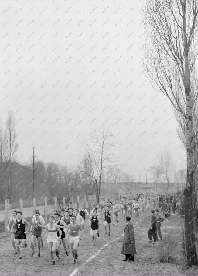 Sport - Spartacus idénynyitó mezei futóverseny
