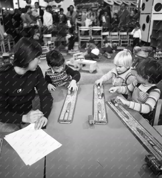 Kiállítás - Őszi Budapesti Nemzetközi Vásár - Játékkiállítás