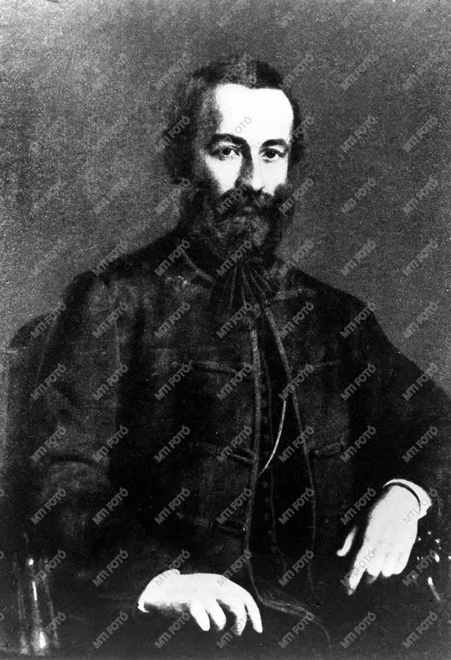 Magyar írók portréi
