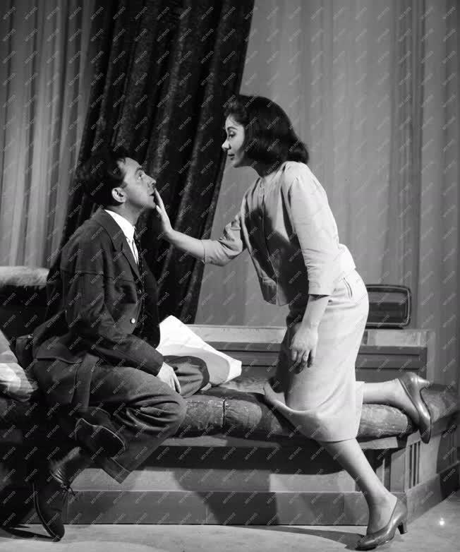 Kultúra - Színház - Pavel Kohout: Ilyen nagy szerelem