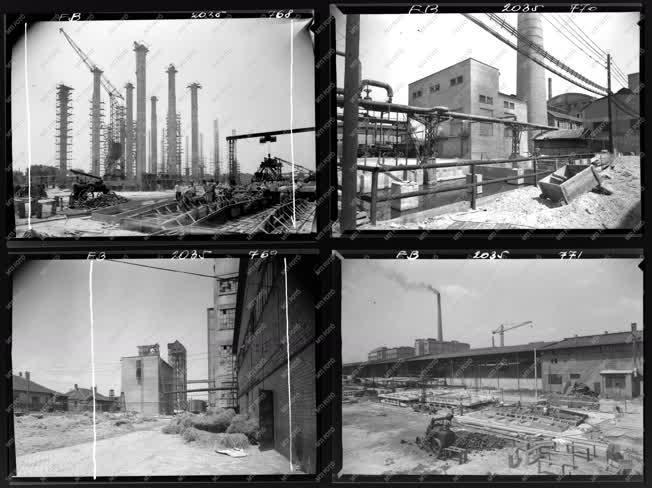 Ipar - Csepeli Papírgyár