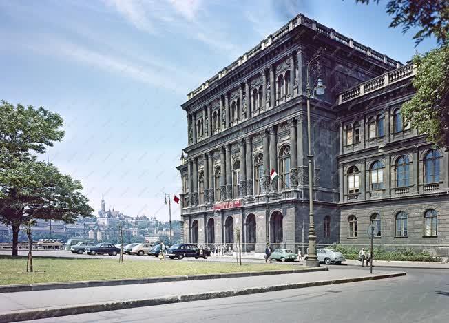 Városkép - Budapest - Magyar Tudományos Akadémia