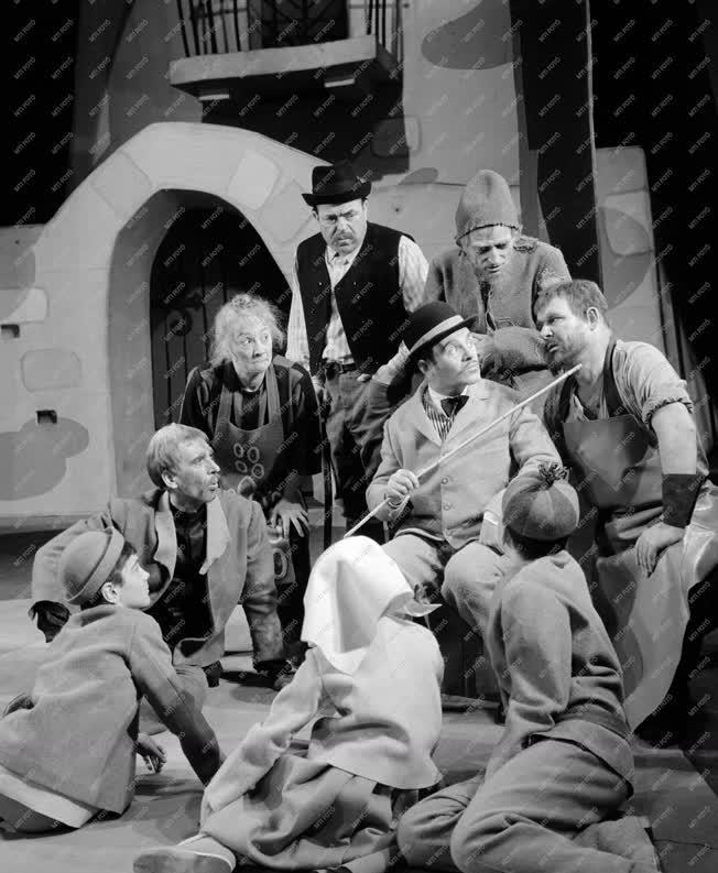 Kultúra - Színház - Carel Capek: A rabló