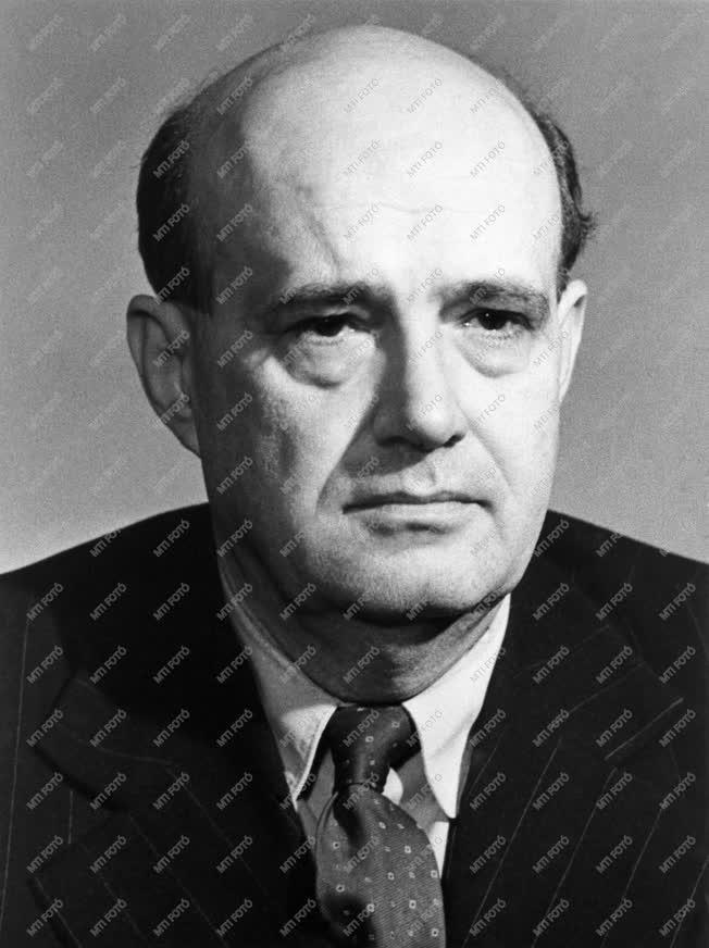 1962-es Kossuth-díjasok - Dr. Tettamanti Károly