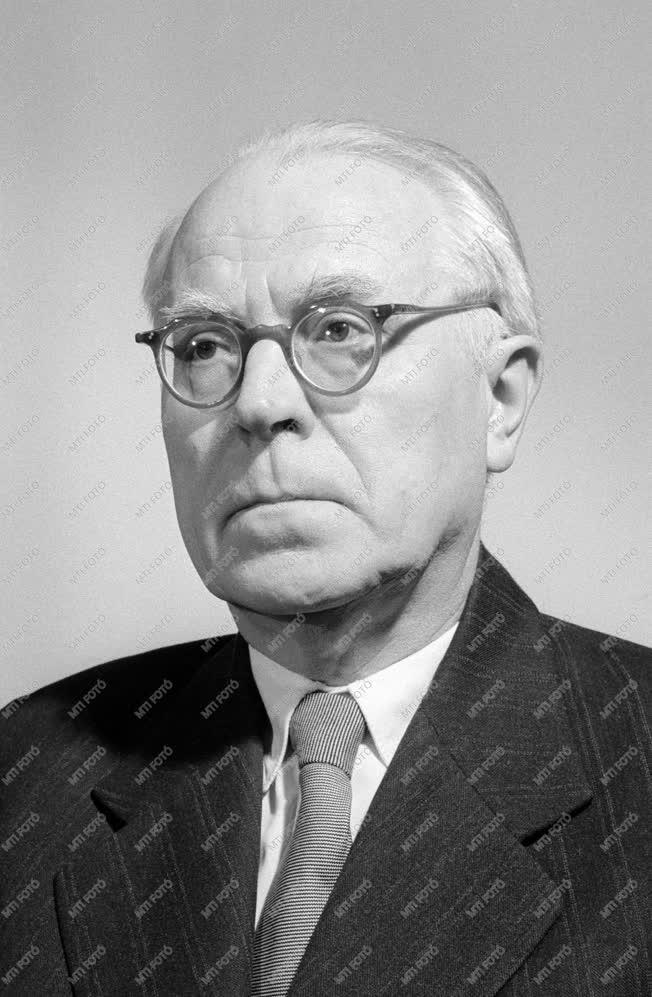 1962-es Kossuth-díjasok - Dr. Ormos Imre
