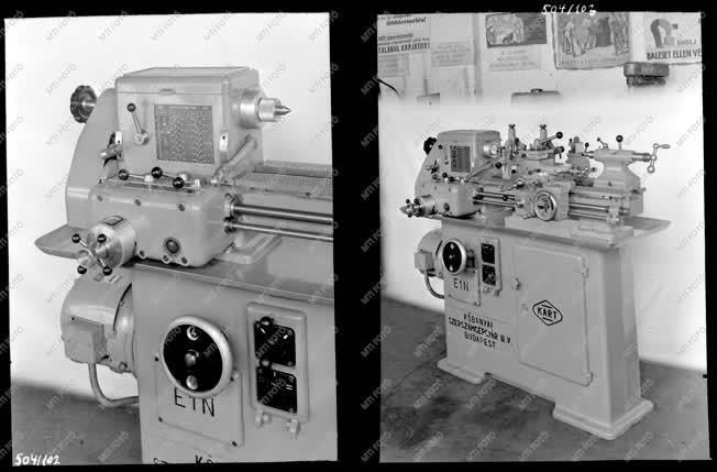 Ipar - Szerszámgépgyár