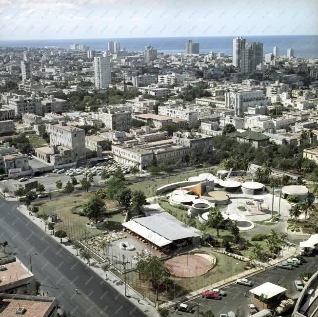 Városkép - Kuba - Havanna